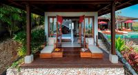 Bali Villa Entertainment Deck